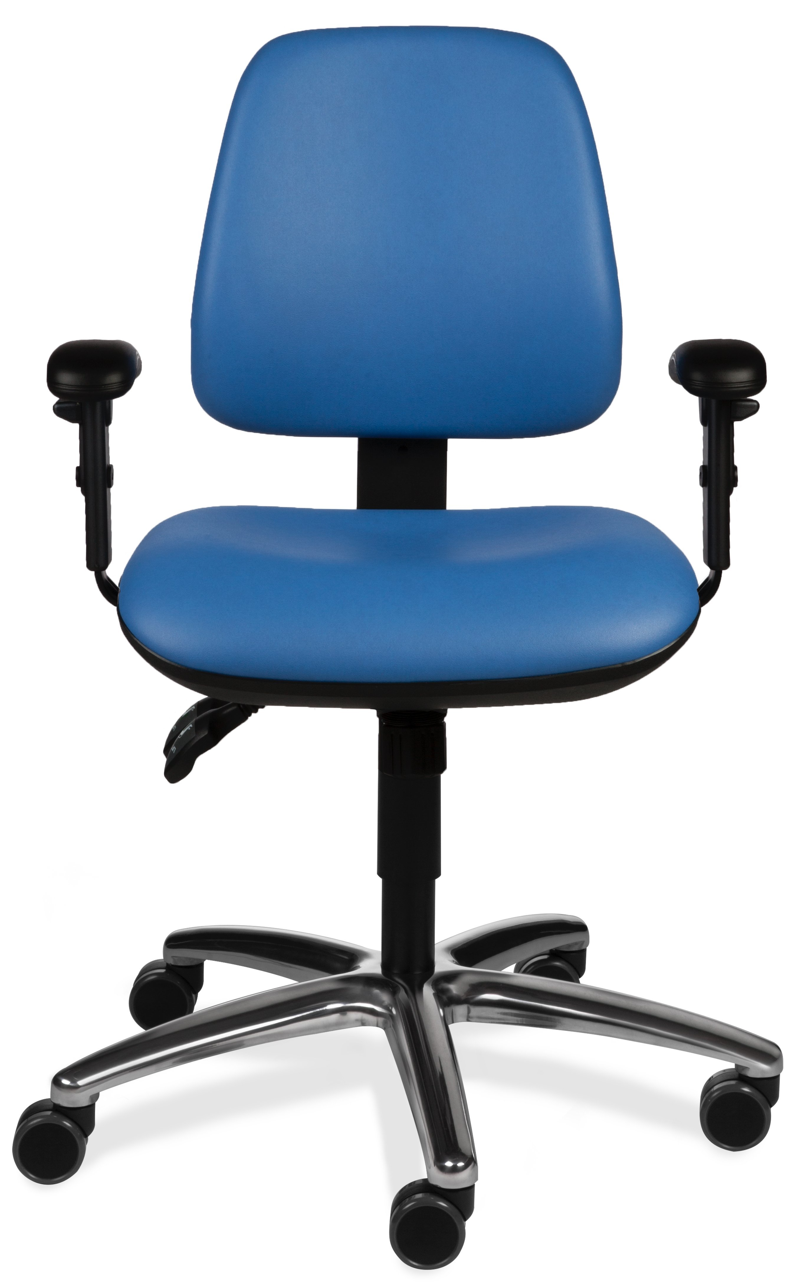 Tex 6510 Stamskin blauw