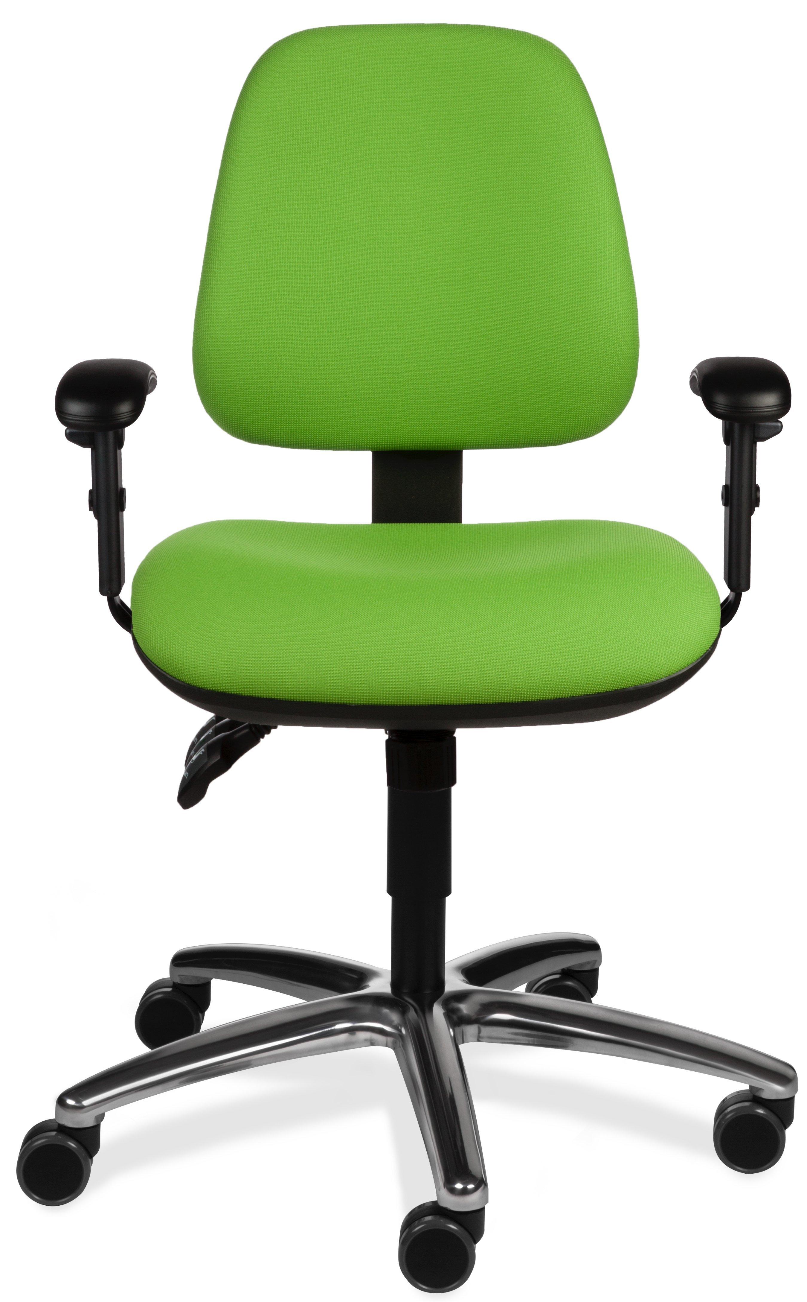 Tex 6510 stof groen
