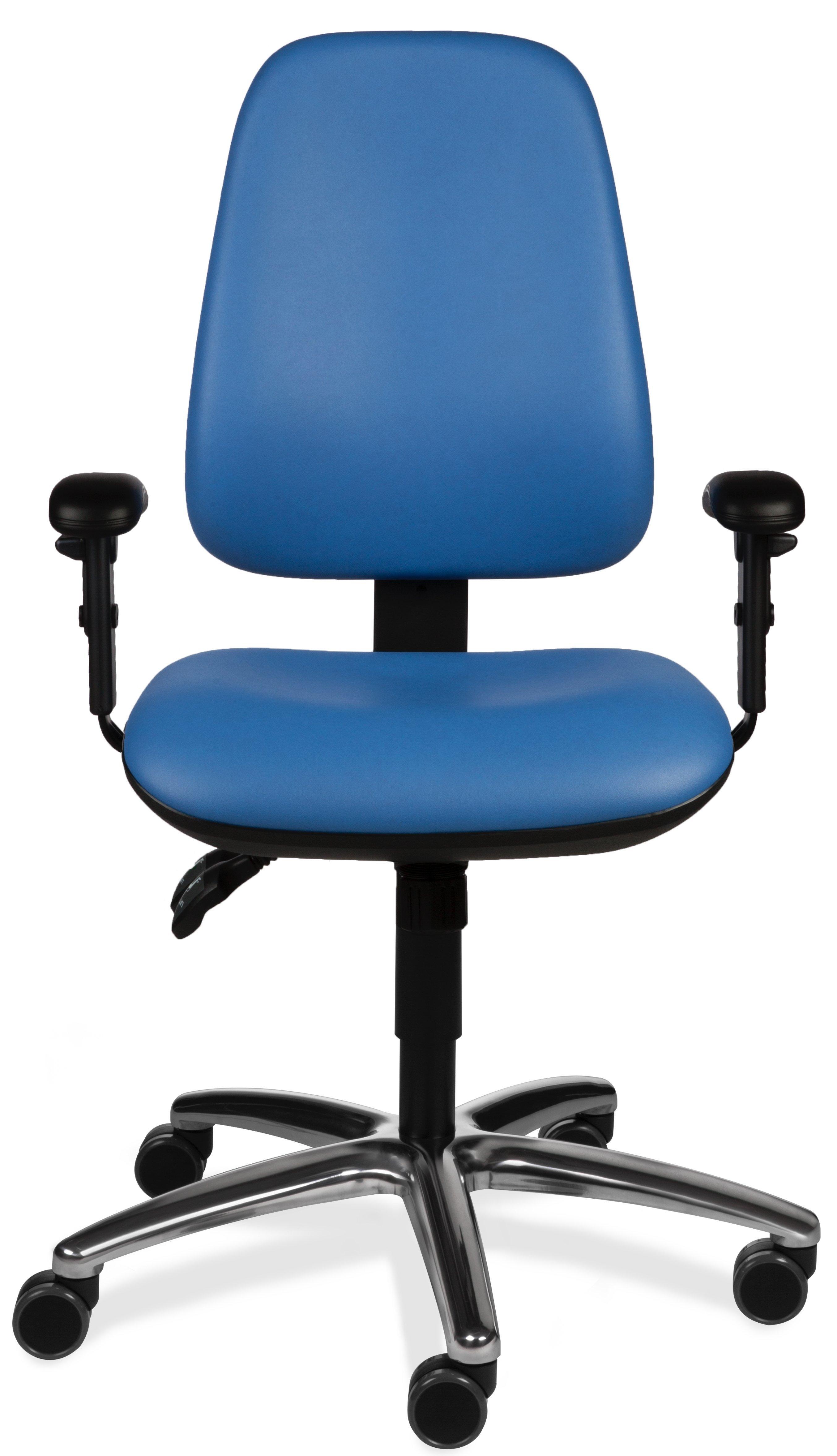 Tex 7510 Stamskin blauw