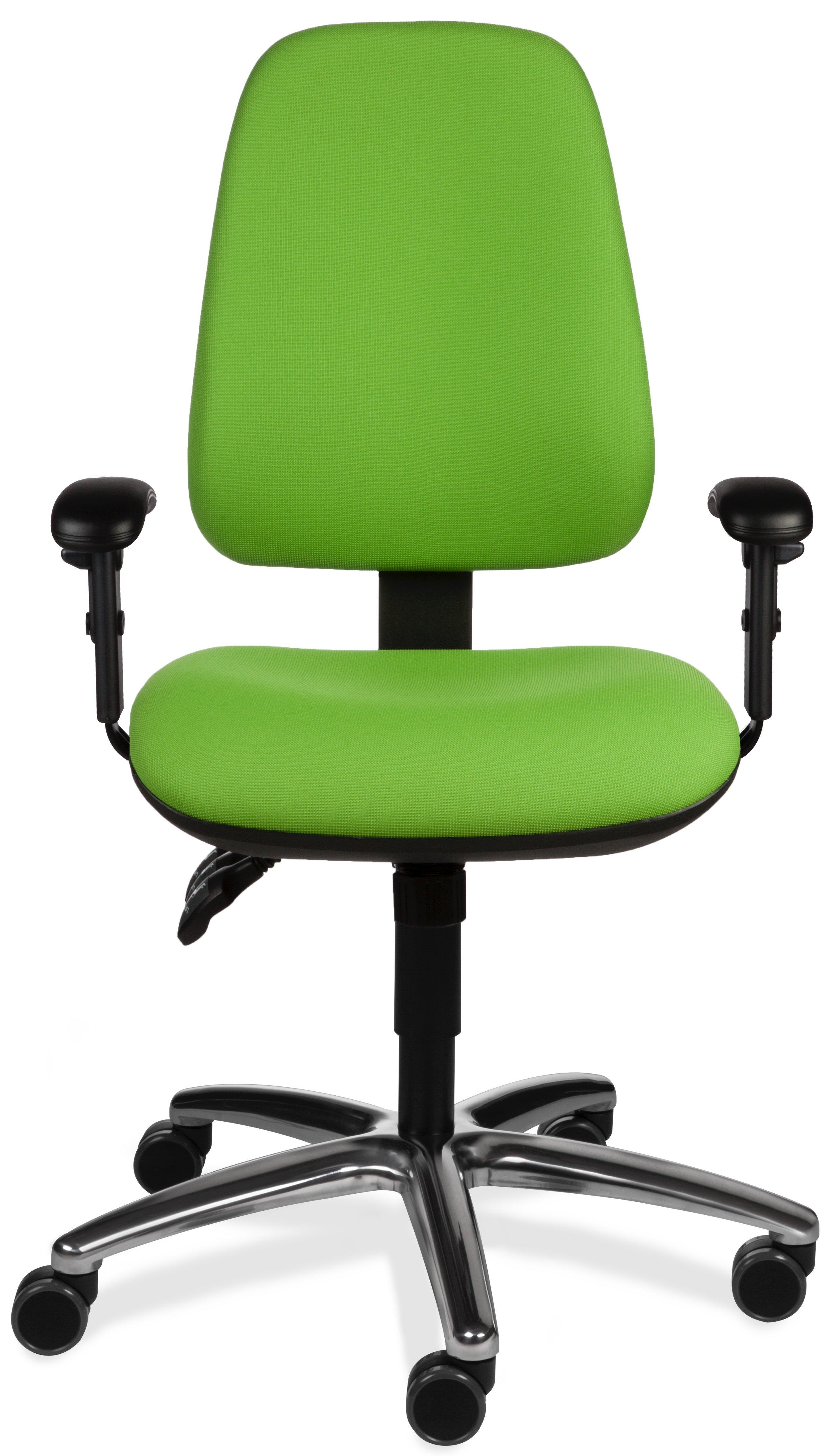 Tex 7510 stof groen